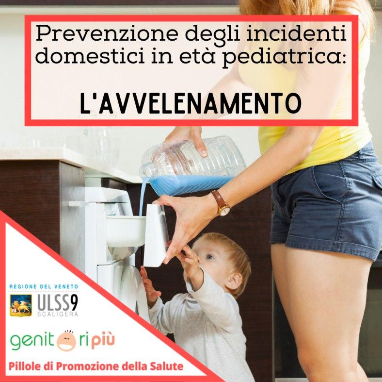 prevenzione avvelenamento